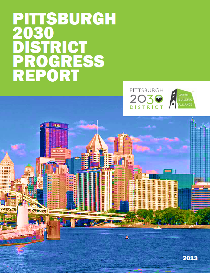 2030 PROGRESS REPORT 2013