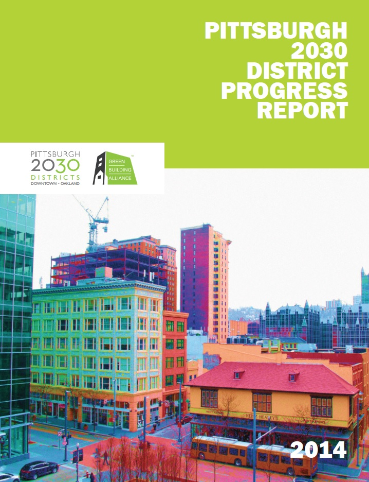 2030 PROGRESS REPORT 2014