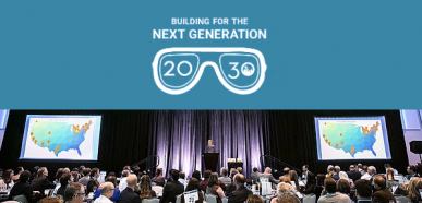 2020 Vision Awards, graphic for survey