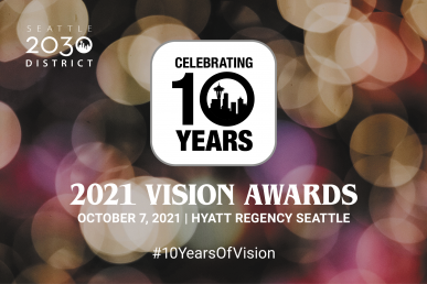 2021 Vision Awards graphic