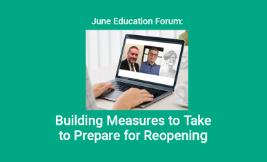 Seattle Education Forum, webinar for building owners