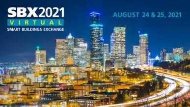 Graphic for SBX 2021 Virtual Conference