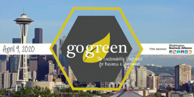 GoGreen conference logo