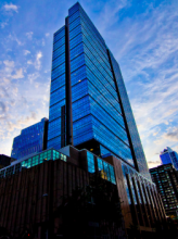 Russell Investments Center, exterior