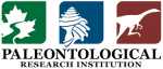Paleontological Research Institution Logo